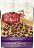 Chef Michael's Grilled Sirloin Dry Dog Food 11.5 Pound Bag