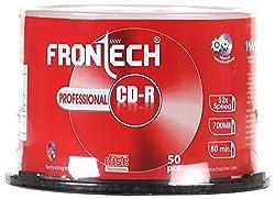 Frontech 700 MB 5001 FC BLANK CD-R- 50 Pcs
