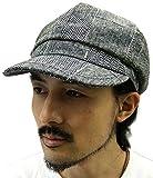 (マルカワジーンズパワージーンズバリュー) Marukawa JEANS POWER JEANS VALUE 帽子 メンズ ワークキャップ キャスケット 3color Free ミディアムグレー