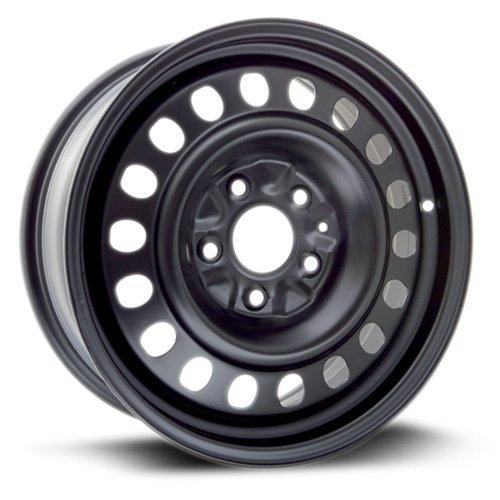 Steel Rim 17X7, 5X127, 71.5, +40, black finish (MULTI APPLICATION FITMENT) X47127 (Jeep Cherokee Wheels And Rims compare prices)
