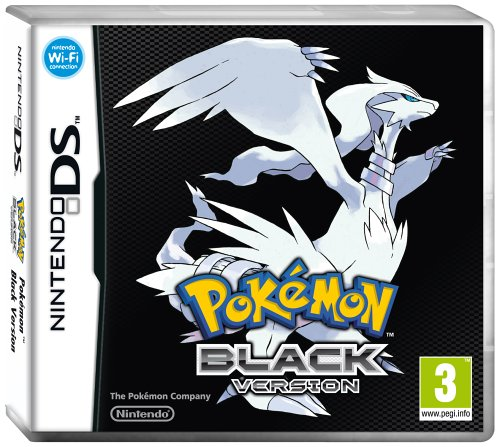 Pokémon Black Version (Nintendo DS)