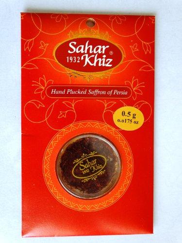 Persian Saffron (2 Gram (4*0.5)) image