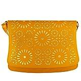 Colors Inc. Women's Party Sling Bag (Mustard) - VKBLSLNG-10007