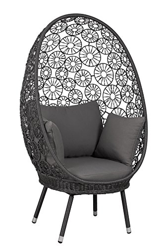 korbsessel geflecht outliv arona gartensessel rattan. Black Bedroom Furniture Sets. Home Design Ideas