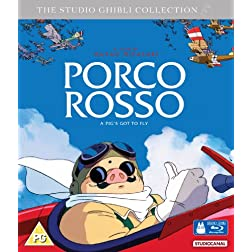 Porco Rosso [Blu-ray]