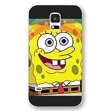 buy Customized Black Frosted Samsung Galaxy S5 Case, Spongebob Squarepants Patrick Star Samsung S5 Case,...