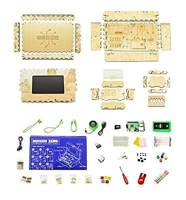 Piper Raspberry Pi Minecraft Children's Electronic Computer Kit