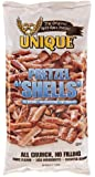 Unique Pretzels Shells, Original, 10 Ounce (Pack of 12)