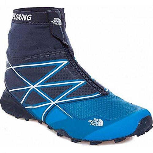 North Face M Ultra Mt Winter Scarpe da Trail Running, Uomo, Blu (Urbnnavy/Tnfwht), 43