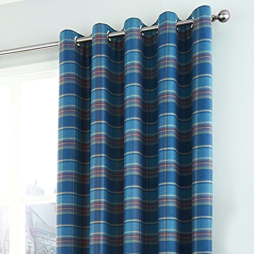 Cameron Curtains With Eyelet Heading By Curtina