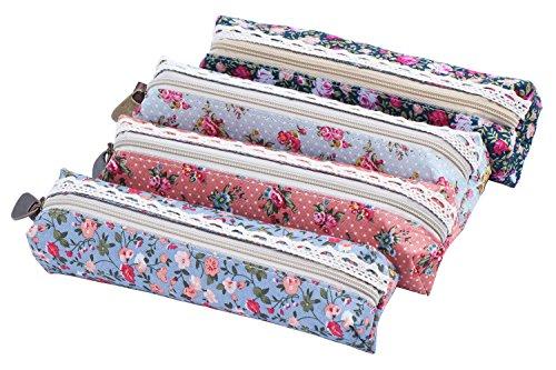 niceeshoptm-trousse-de-stylos-sac-a-crayons-avec-motif-fleurs-et-herbesvert-bleu-ciel-rose-pale-et-b