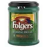FOLGERS COFFEE DECAFFEINATED 11.3 OZ CAN