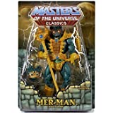 HeMan Masters of the Universe Classics Exclusive Action Figure MerMan