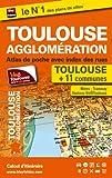 echange, troc Blay-Foldex - Atlas de poche de Toulouse et de son agglomération (plans de 12 communes)