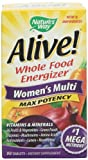 Nature's Way Alive! Women's Multi Maximum Potency, 90 Tablets