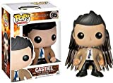 Funko Pop! Television #95 Supernatural Castiel with Wings Exclusive Figure In Stock