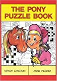 The Pony Puzzle Book 1 [Paperback]