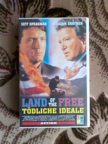 Land of the Free - Tödliche Ideale [VHS]