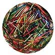 8 Oz Mardi Gras Sprinkles - 90 Coe