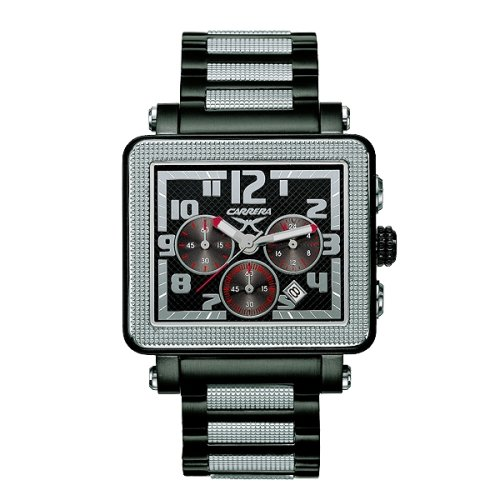 CARRERA WATCHES Herrenarmbanduhr Action Chronograph