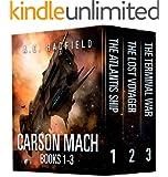 Carson Mach Adventures 1-3 Box Set