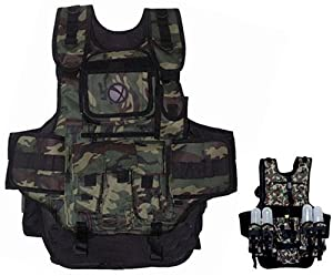 Buy GXG Deluxe Tactical Paintball Vests by GxG