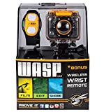 WASPcam Action Sports Camcorder with Dual Remote Compatible