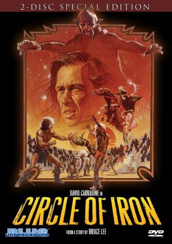 <サイレントフルート(1977)> Circle of Iron [北米版 DVD リージョン1]