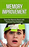 Memory Improvement: Tame the Memory Beast with Tried And True Strategies (memory, improve memory, memory improvement techniques, brain training, memory loss)