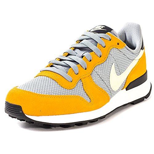 Nike-Scarpe da ginnastica Internationalist oro, 7,5 cm, colore: grigio
