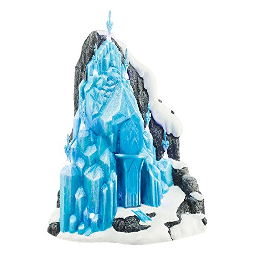 Department 56 Frozen Elsa's Ice Palace Lit House (Elsa Ice Palace compare prices)