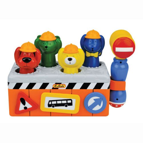 K's Kids Under Construction Toy (Discontinued by Manufacturer)