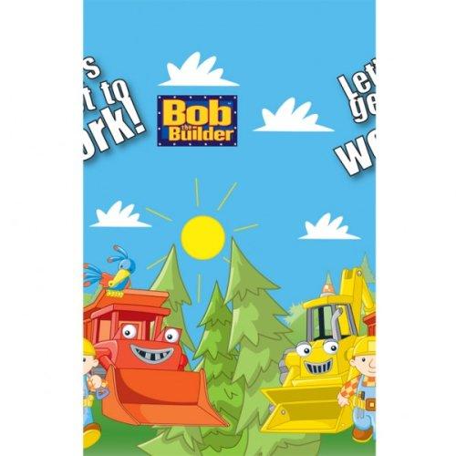 Nappe de table en plastique Bob Le Bricoleur et ses Amis