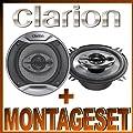 Clarion Lautsprecher Sre-1331r Fr Fiesta Typ Mk3mk4mk5 Bj 1988-2001 Tren Vorne von C