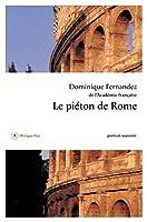 Le piéton de Rome © Amazon