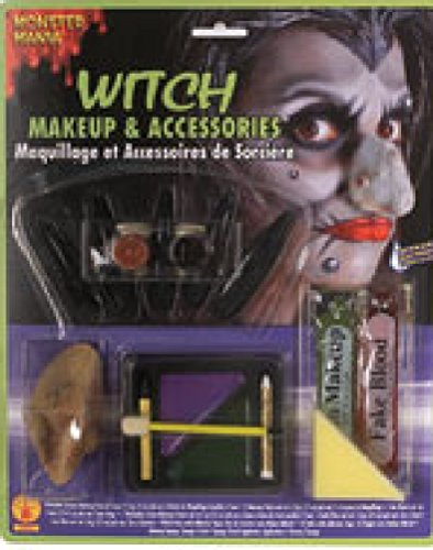 Rubie's Costume Co Witch Child Monster Mania Makeup Face Paint - 1