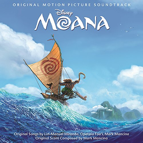 Moana Original Motion Picture Soundtrack