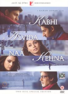 "Cover of ""Kabhi Alvida Naa Kehna"""