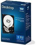 WD Blue Retail Kit (Einbau-Set) interne NAS-Festplatte 1TB (8,9 cm (3,5 Zoll), 7200rpm, SATA)