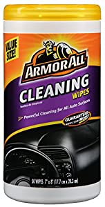 Armor All 10832 Cleaning Wipe - 50 Sheets