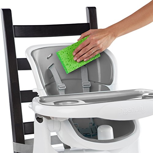 Ingenuity Smartclean Chairmate Chair Top High Chair Slate