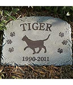Pet Memorial Headstone - Cat Pet Supplies