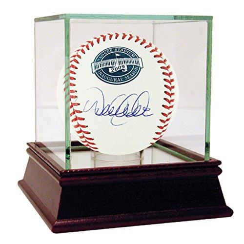 Derek Jeter Yankee Stadium Inaugural Baseball (Mlb Auth) front-697776