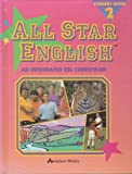 img - for All Star English: An Integrated ESL Curriculum [Student Book 2] book / textbook / text book