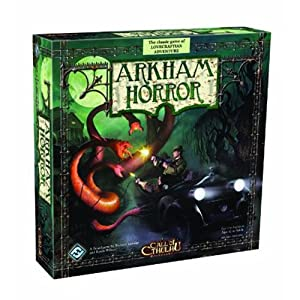 Arkham Horror Board Game - New Edition!