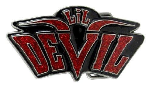 Graffiti Expressions Belt Buckle - Lil Devil - Little Devil