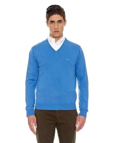 Liberto Pullover Cr [Blu]