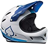 Protec Shovel Head 2 Cycling Helmet - Gloss White Retro, X-Large