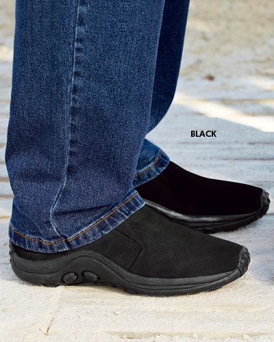 PDQ Ryno Mens Slip on Mock Casual Shoes