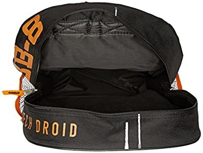 Star Wars Boys' Disney BB-8 Multi Compartment 16 Inch Backpack